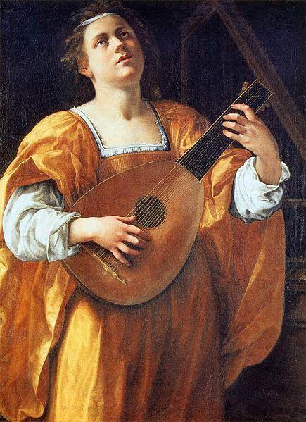 435px-Artemisia_Gentileschi_-_St_Cecilia_Playing_a_Lute_-_WGA08561.jpg